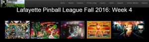 LPL Fall 16 Week 4 games