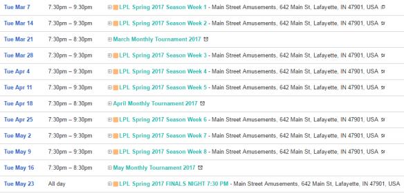 lpl-spring-2017-season-schedule
