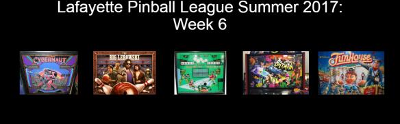 LPL summer 2017 Week 6 Games
