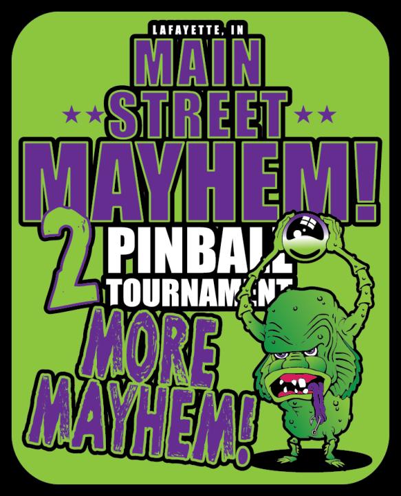 2017 Mayhem sticker