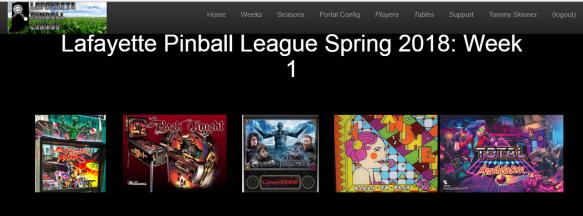 LPL Spring 2018 Week 1 Games