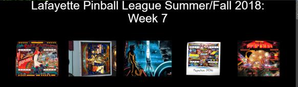 week 7 games